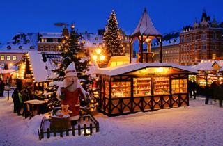Kerstmarkten Hogenboom Vakantieparken